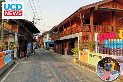 สจล.บูรณาการร่วมขับเคลื่อนเศรษฐกิจสร้างสรรค์เมืองเก่าจันทบุรี